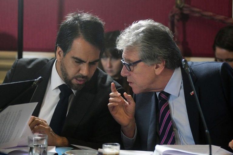 """Para atajar la polémica, Gobierno designó a Pablo Urquízar como coordinador para la Macrozona Sur y """"aclaró"""" rol de Loreto Silva"""
