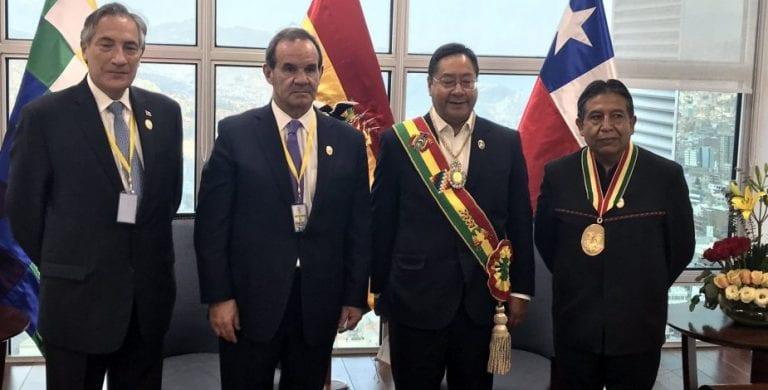 Allamand por fin saca la voz…ante reclamo boliviano