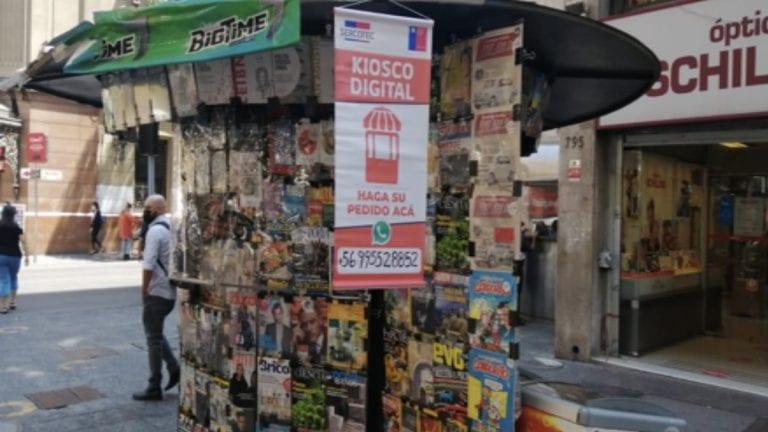 Kiosco Digital: la nueva forma de pedir todo lo que necesitas vía whatsapp