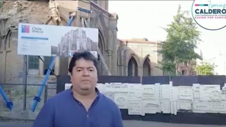 Defensa del Patrimonio en Santiago