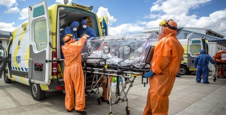 2.148 nuevos casos, 56 fallecidos y una positividad del 7,68% a nivel nacional arrojó nuevo balance Covid-19