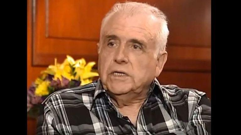 Actor Tomás Vidiella falleció hoy debido a complicaciones por Covid-19
