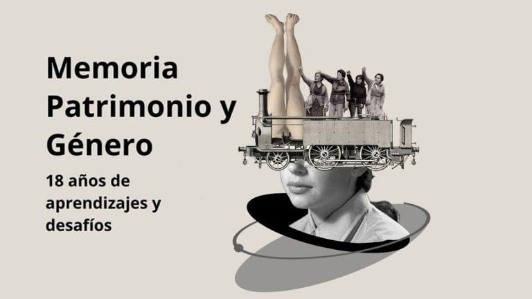 """Lanzamiento de la publicación digital, """"Memoria del Programa Patrimonio y Género"""""""