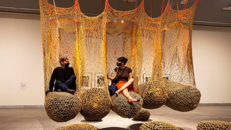 """""""Soplo"""" es galardonada como la mejor exposición internacional en su última semana de exhibición"""