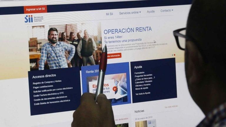Operación Renta 2021: firma electrónica agiliza trámites tributarios y contables