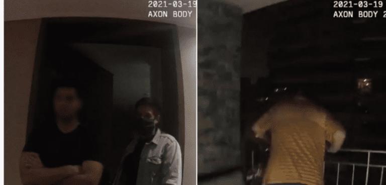 Fiesta clandestina en Las Condes: 11 detenidos y uno se creía Spider Man al intentar huir por los balcones
