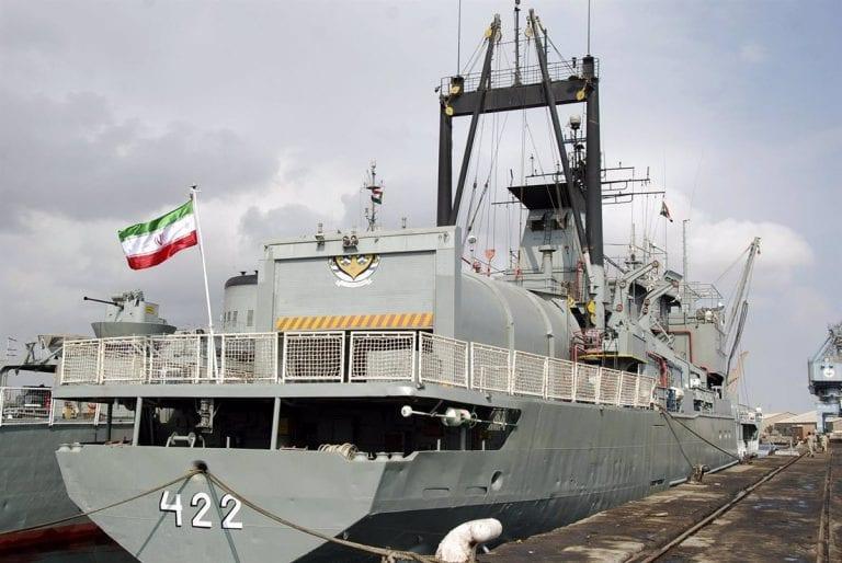 Irán seguirá realizando maniobras navales conjuntas con Rusia y China