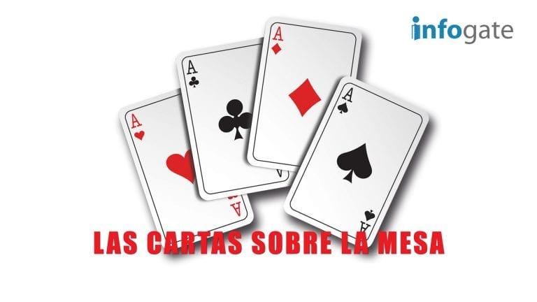 Las Cartas sobre la Mesa: Ismael Calderón y Mario Desbordes