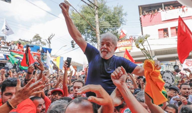 """Justicia brasileña anula todas las condenas en contra de """"Lula"""", dejando abierta la puerta para las elecciones de 2022"""