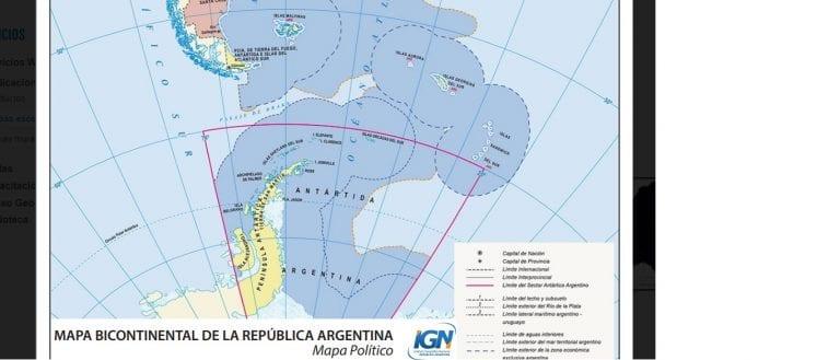"Argentina confirma Controversia Bilateral con Chile y que protesta por ""decreto argentino que avanza sobre su territorio"""