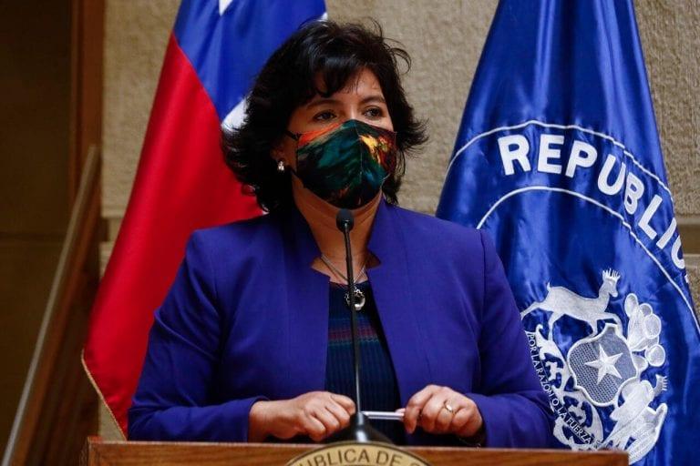 "Pdta. del Senado le manda mensaje a Piñera: ""No se humilla quien pide en nombre de la patria"""