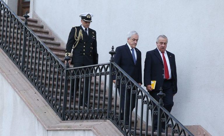 """Delgado no polemiza con dichos de Mañalich y asegura que el """"espíritu"""" del Gobierno es sacar adelante al país lo antes posible"""