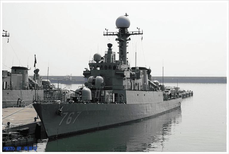 Corea del Sur dona segunda corbeta clase Pohang a Marina de Guerra del Perú
