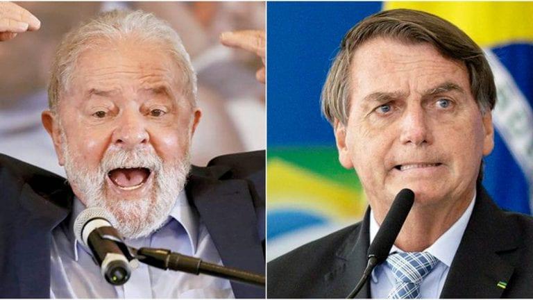"""Bolsonaro afirmó que el pueblo brasileño """"merece sufrir"""" si elige a Lula en las elecciones presidenciales de 2022"""