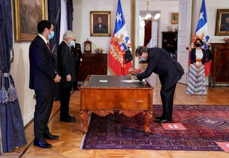 Patricio Melero es designado nuevo ministro del Trabajo con la reforma de pensiones como objetivo fundamental