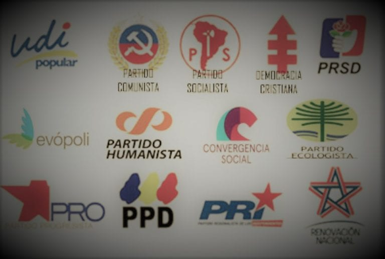 """Partidos políticos en la inopia: Servel eliminó a 334.795 """"militantes zombies"""" y dejó al PC como el más grande"""