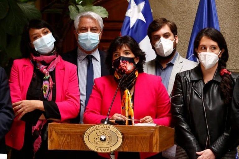Presidenta del Senado valoró decisión de Piñera de acatar fallo del TC y promulgar hoy mismo el tercer retiro del 10%