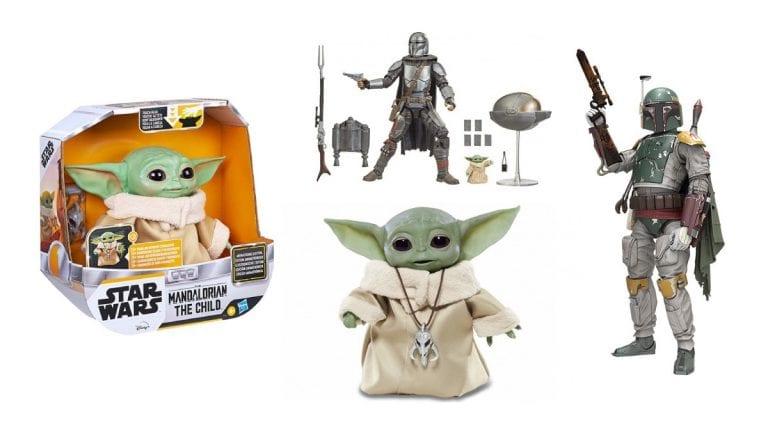 """Celebra el """"Día de Star Wars"""" junto a las figuras de la saga"""