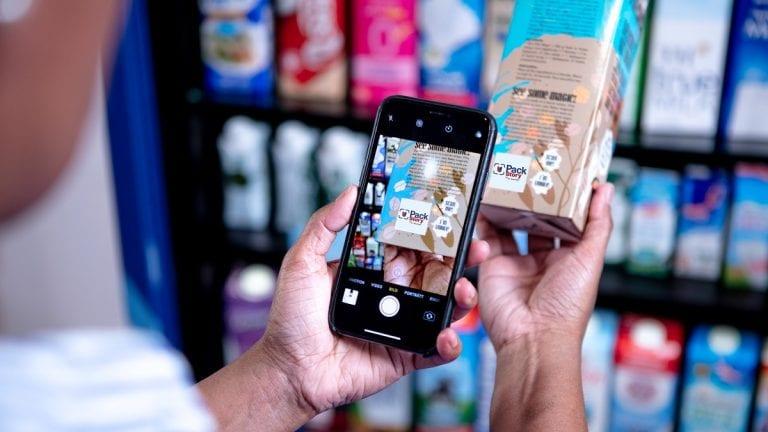 """Tetra Pak presenta PackStory, aplicación de Realidad aumentada que """"da vida"""" a los envases"""