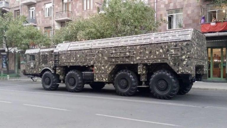 El dilema del misil Iskander en Karabaj