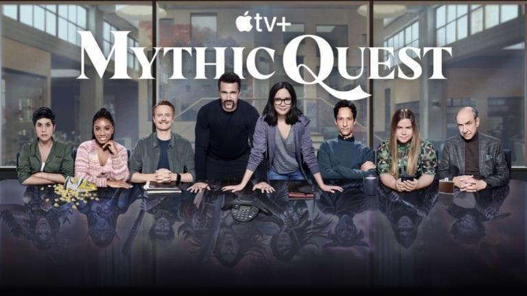 Apple TV+ presenta el tráiler de la segunda temporada de Mythic Quest, la comedia laboral aclamada por la crítica