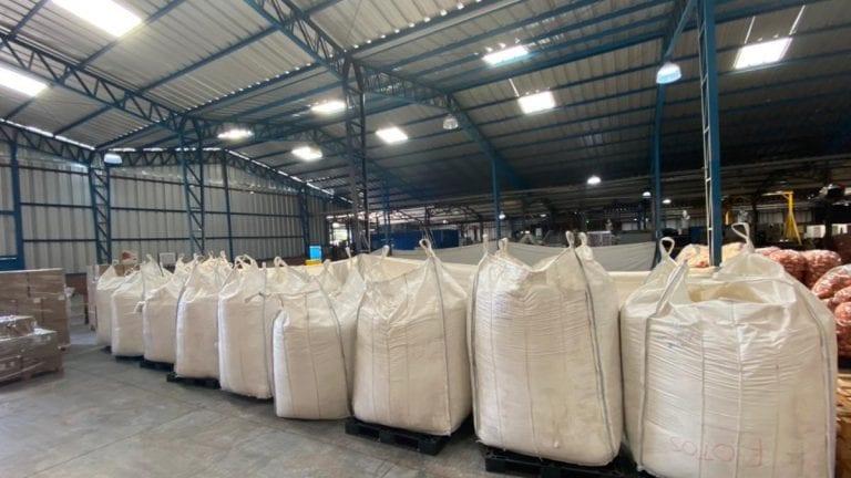 Merkén Spa y Bacuplast reciclan 30 toneladas de plástico en proyecto de reciclaje y economía circular