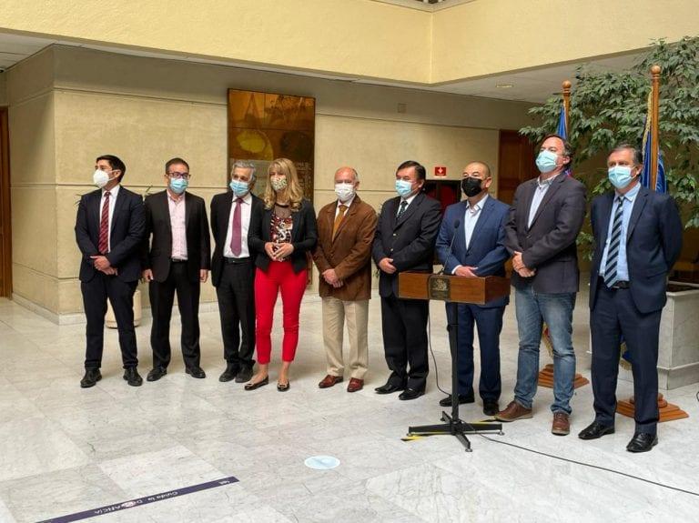 Bancada DC llama al Gobierno a NO acudir al TC  y emplaza al Presidente Piñera