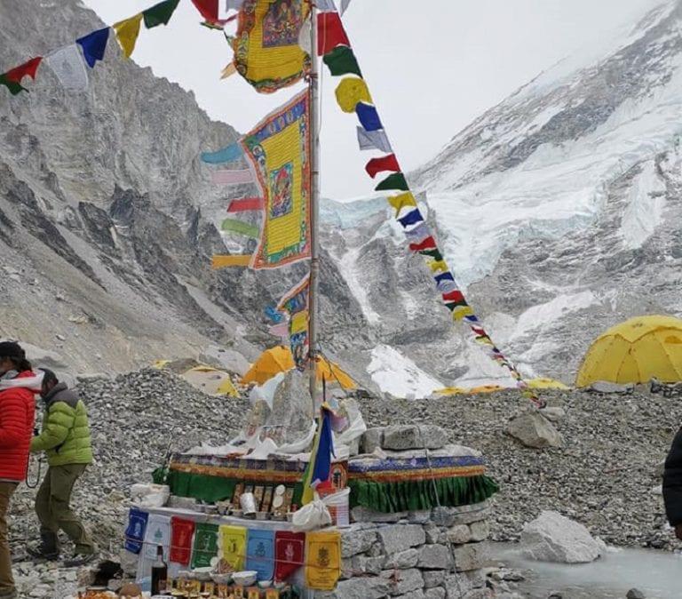 El Coronavirus conquista el Everest con montañista noruego contagiado