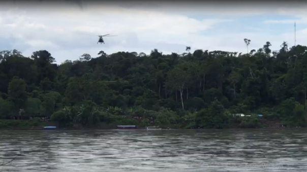 Perú: Al menos 5 militares muertos y 2 desaparecidos al estrellarse un helicóptero en Cusco