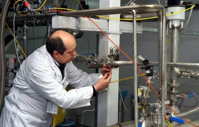 Irán anuncia ensayos de centrifugadoras avanzadas de enriquecimiento de uranio IR-9