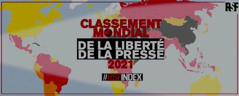"""Informe de RSF: El periodismo es """"bloqueado"""" en más de 130 países"""
