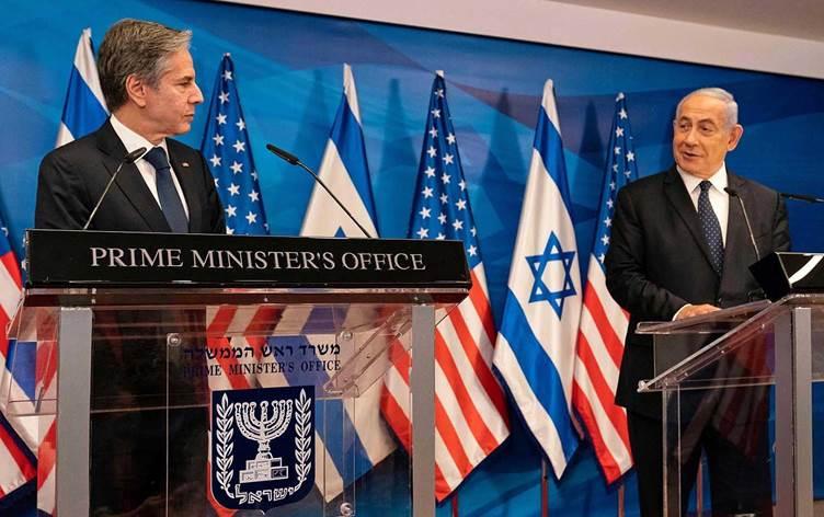 Secretario de Estado de EEUU visita Jerusalén y Cisjordania