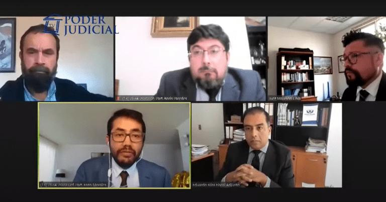 Sigue el show de Hugo Gutiérrez: Juzgado de Garantía de Iquique reagendó para el 2 de agosto su audiencia