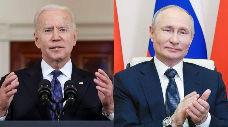Biden y Putin celebrarán su primera cumbre el 16 de junio en Ginebra
