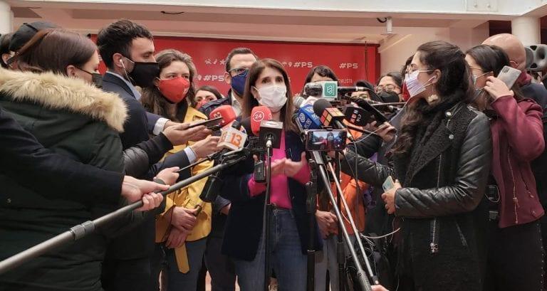 Narváez acusa a Jadue de asustarse ante apoyos recibidos en la última jornada