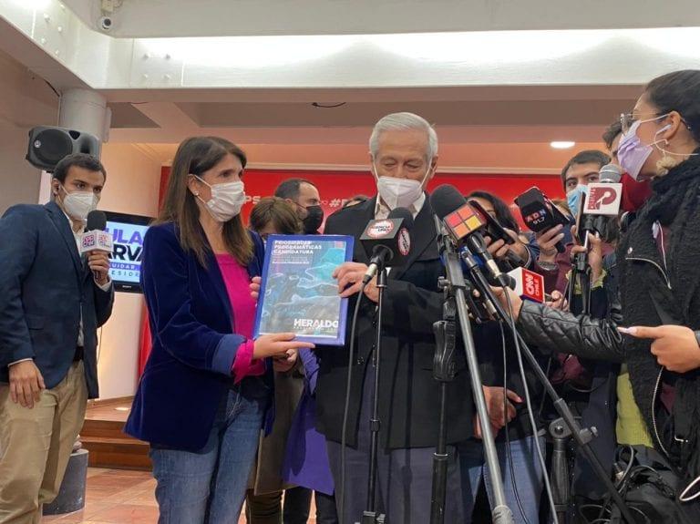 Terremoto en el PPD: Heraldo Muñoz se baja de la carrera presidencial