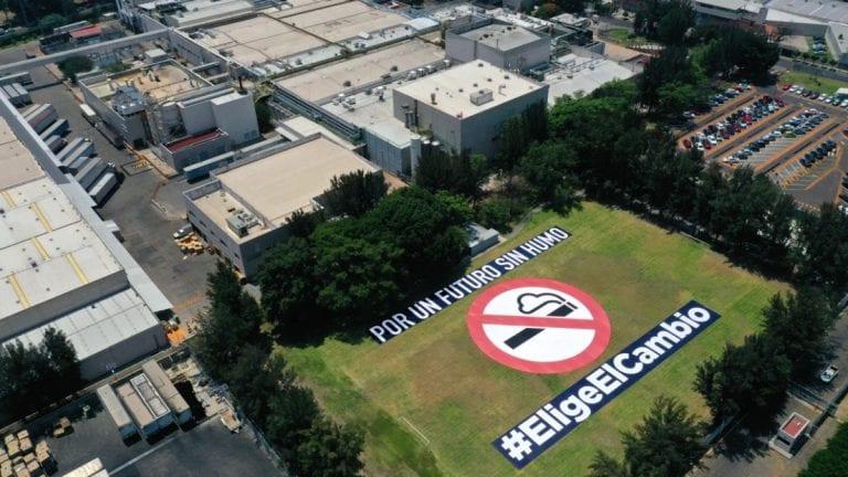 Philip Morris México detuvo por 24 horas su producción de cigarros