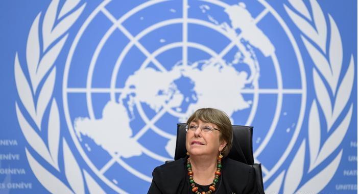 """Bachelet cree que ataques de Israel en Gaza """"podrían ser crímenes de guerra"""""""