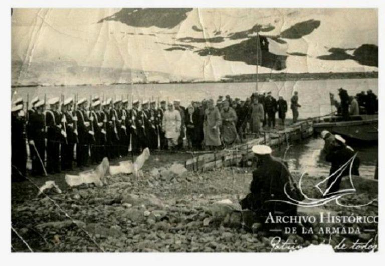 A 73 años de la toma de posesión del Territorio Antártico Chileno