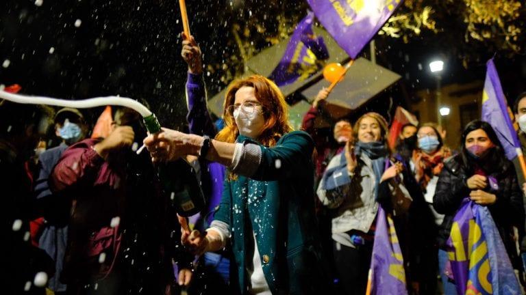 La derrota de la política tradicional que le cambia el rumbo a Chile