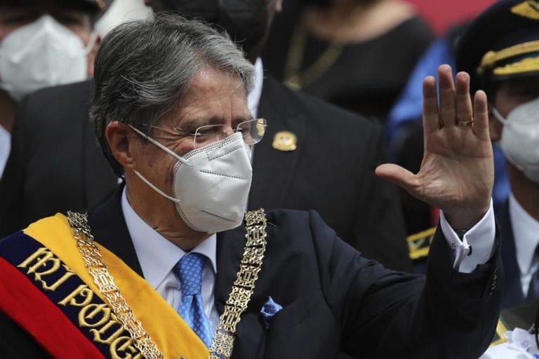 Ecuador: Conservador Guillermo Lasso asume la presidencia por 4 años