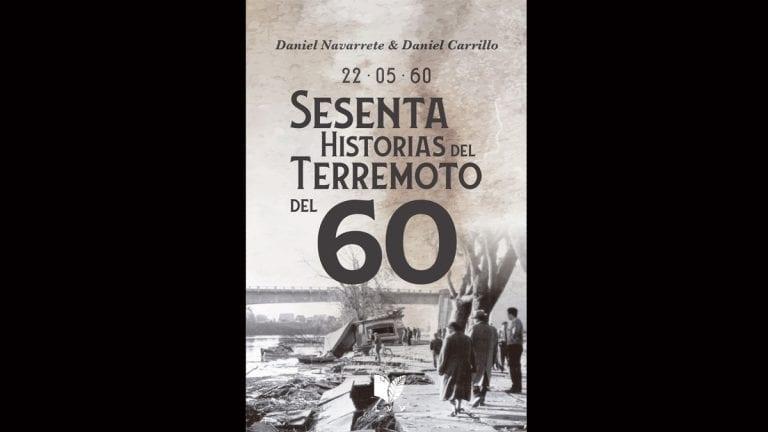 Anuncian segunda edición de libro de historias desconocidas del gran terremoto de 1960
