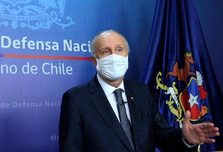 """Ministro de Defensa explica la  """"Política de Defensa Nacional"""""""