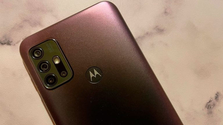 Review Moto g30
