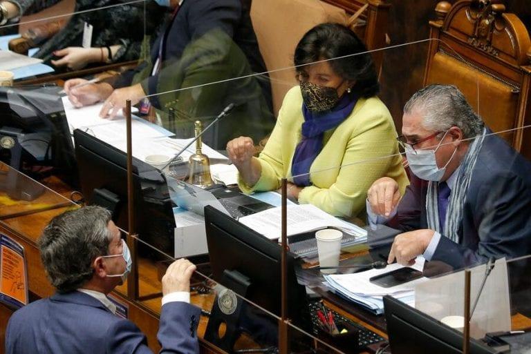 Senado aprobó iniciativa que entrega ayudas a MiPymes, en el marco de la Agenda de Mínimos Comunes