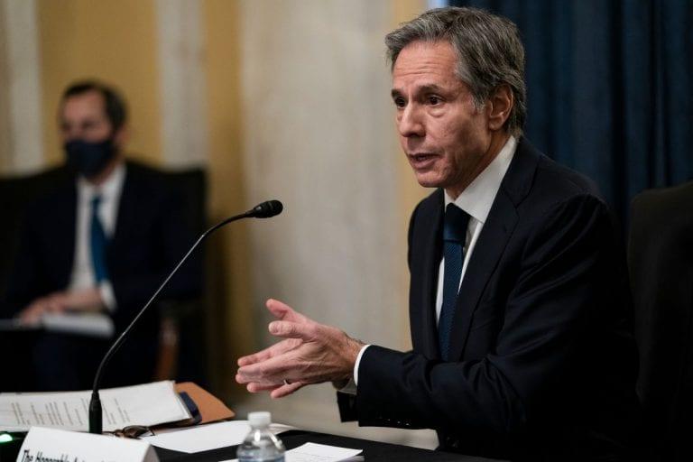 """EE.UU. llamó a China a mostrar """"transparencia respecto al origen"""" del Covid y a poner """"fin a su campaña de presión contra Taiwán"""""""