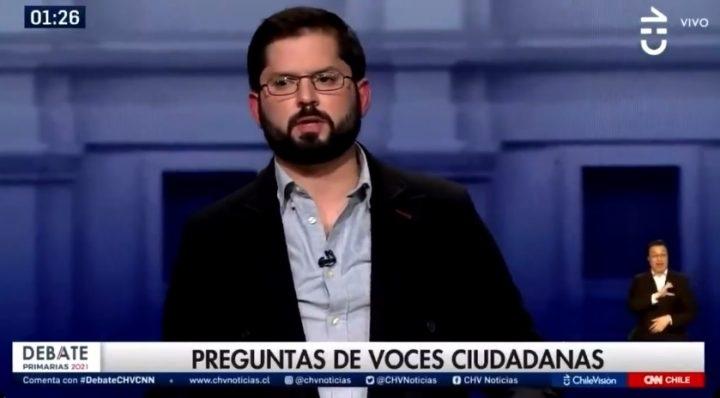 """Galli por advertencia de Boric a Piñera: """"Cuando el Estado de Derecho funciona es que no aplica la justicia internacional"""""""