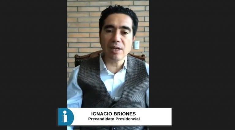 """Briones le recuerda a Jadue el caso Luminarias como un """"robo directo (…)  licitaciones observadas, truchas…"""""""