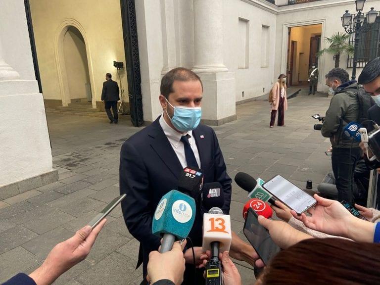 """Bellolio aseguró que anuncio sobre matrimonio igualitario """"se hizo en base a la convicción"""" y descartó costos para Chile Vamos y Lavín"""