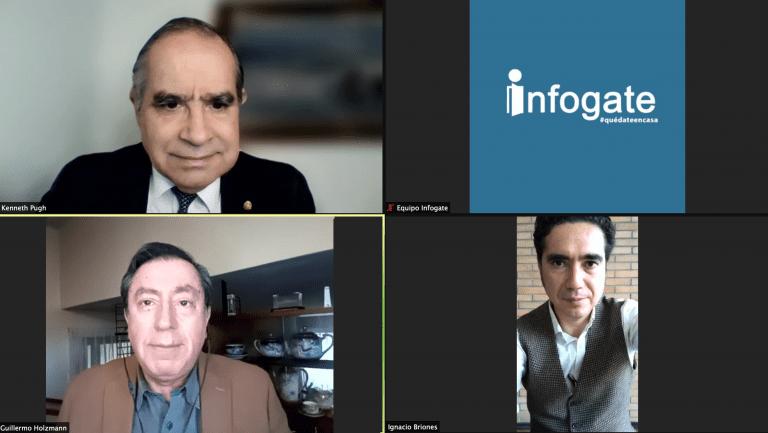 Las Cartas sobre la Mesa: Ignacio Briones e Isabel Valenzuela